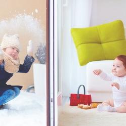 70% Nachlass auf WERU Wärmeschutzglas