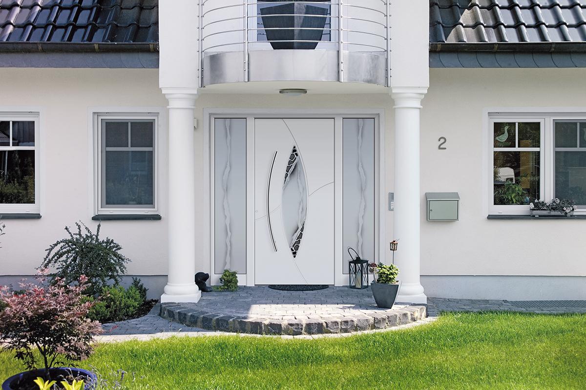 Haustüren und Fenster